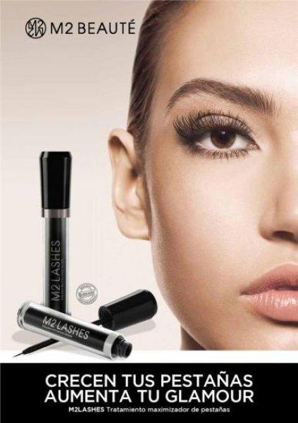 画像1: M2LASHES Eyelash Activating Serum 5ML & M2Beaute Gift Box M2ボーテ アイラッシュセラムまつげ美容液 (1)