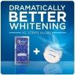 画像2: Crest 3D White Whitestrips with Light Teeth Whitening Kit クレスト ホワイトストリップ&LEDライト ホワイトニングセット (2)